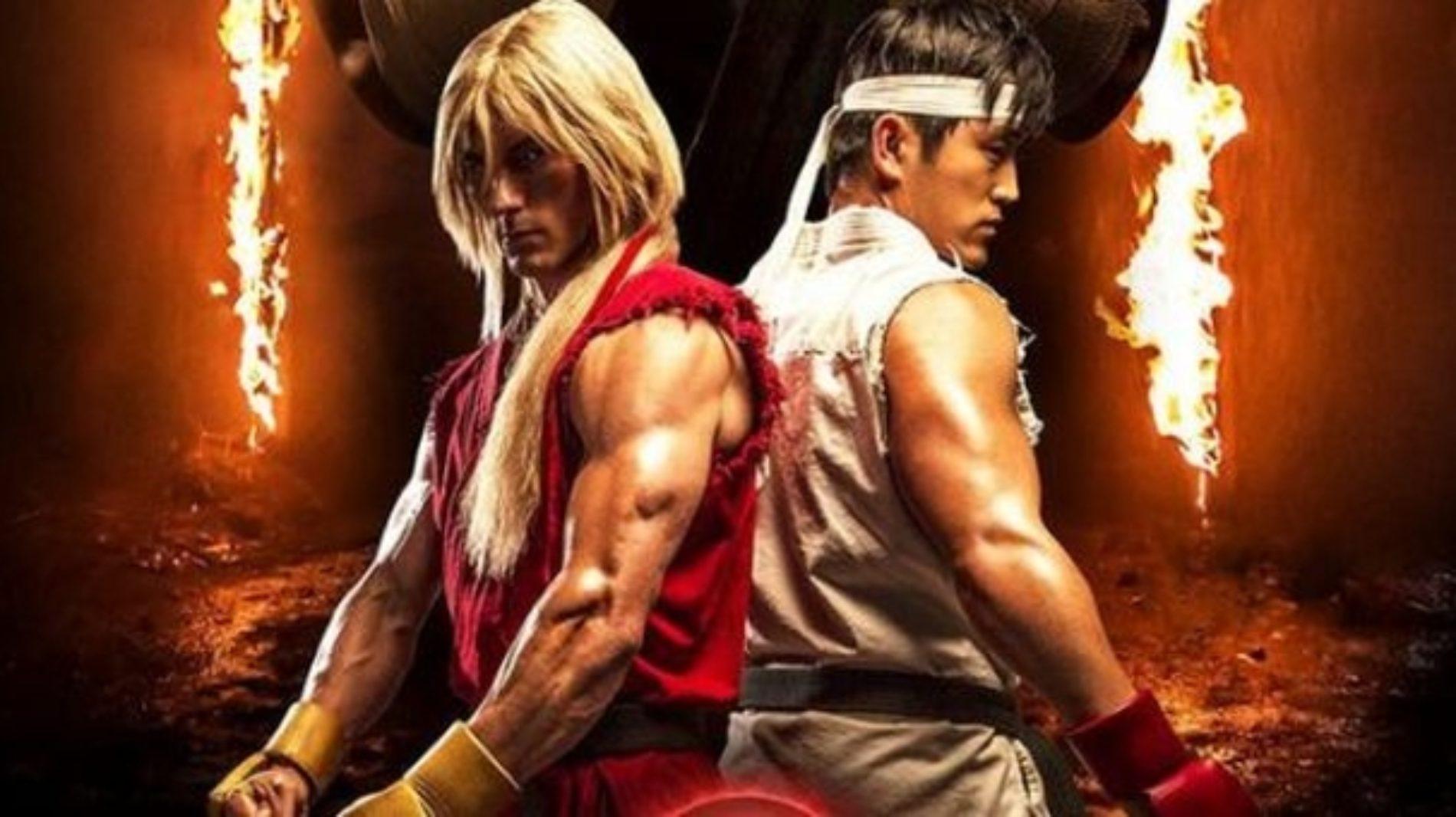 Ya esta aquí la serie para televisión de Street Fighter
