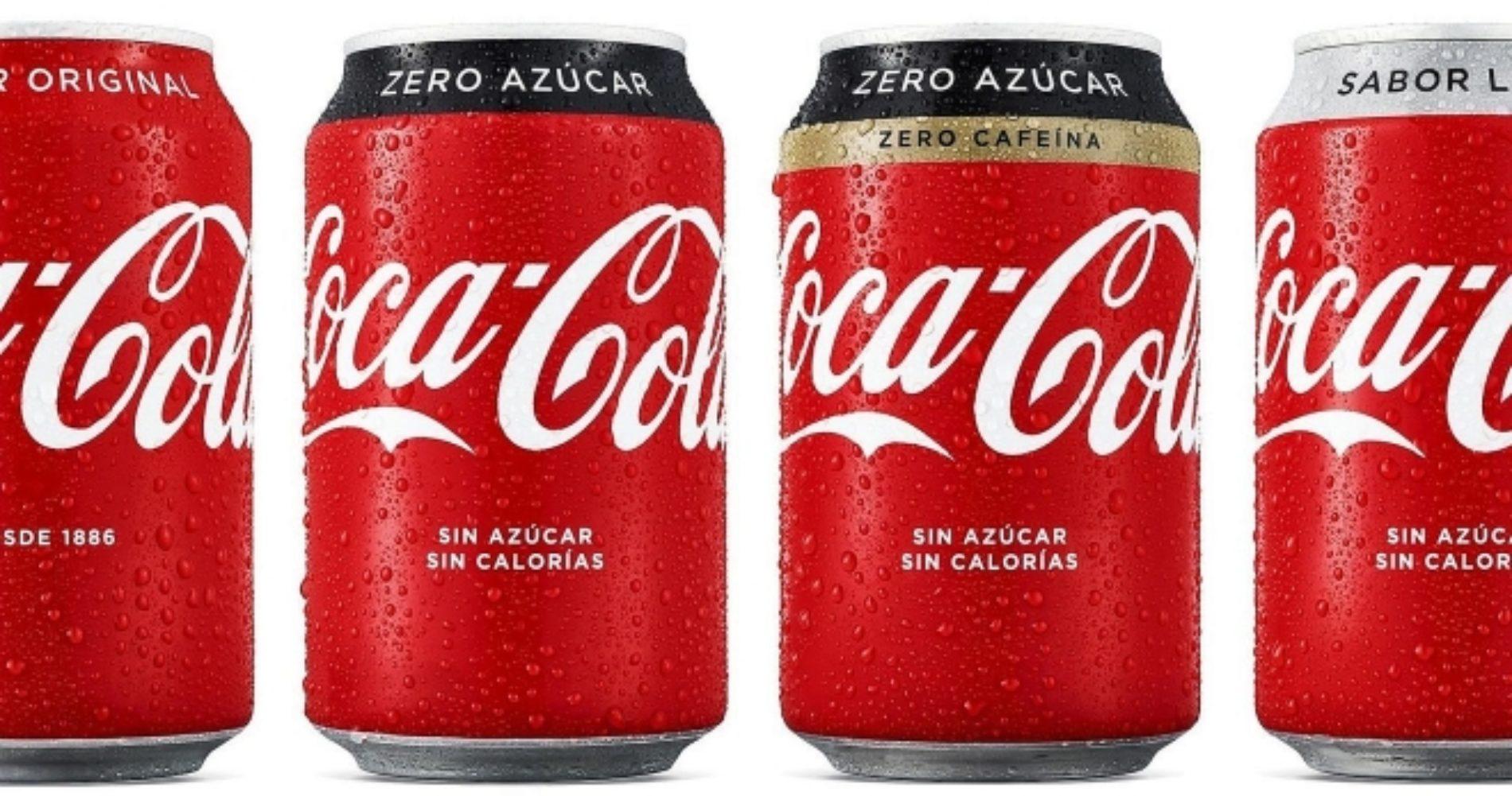 Coca-Cola venderá una bebida con alcohol