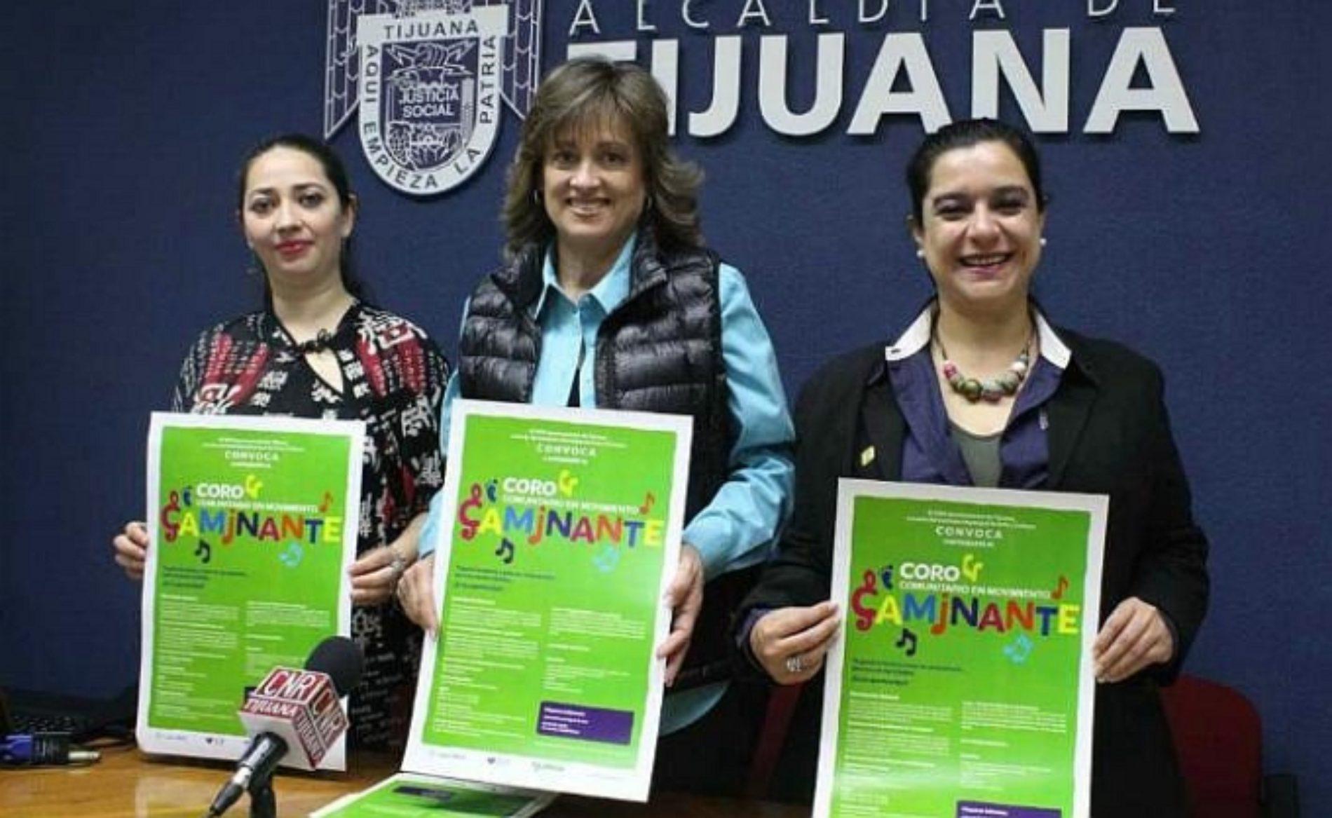 Lanza IMAC convocatoria para integrar coros comunitarios Caminante en cuatro delegaciones