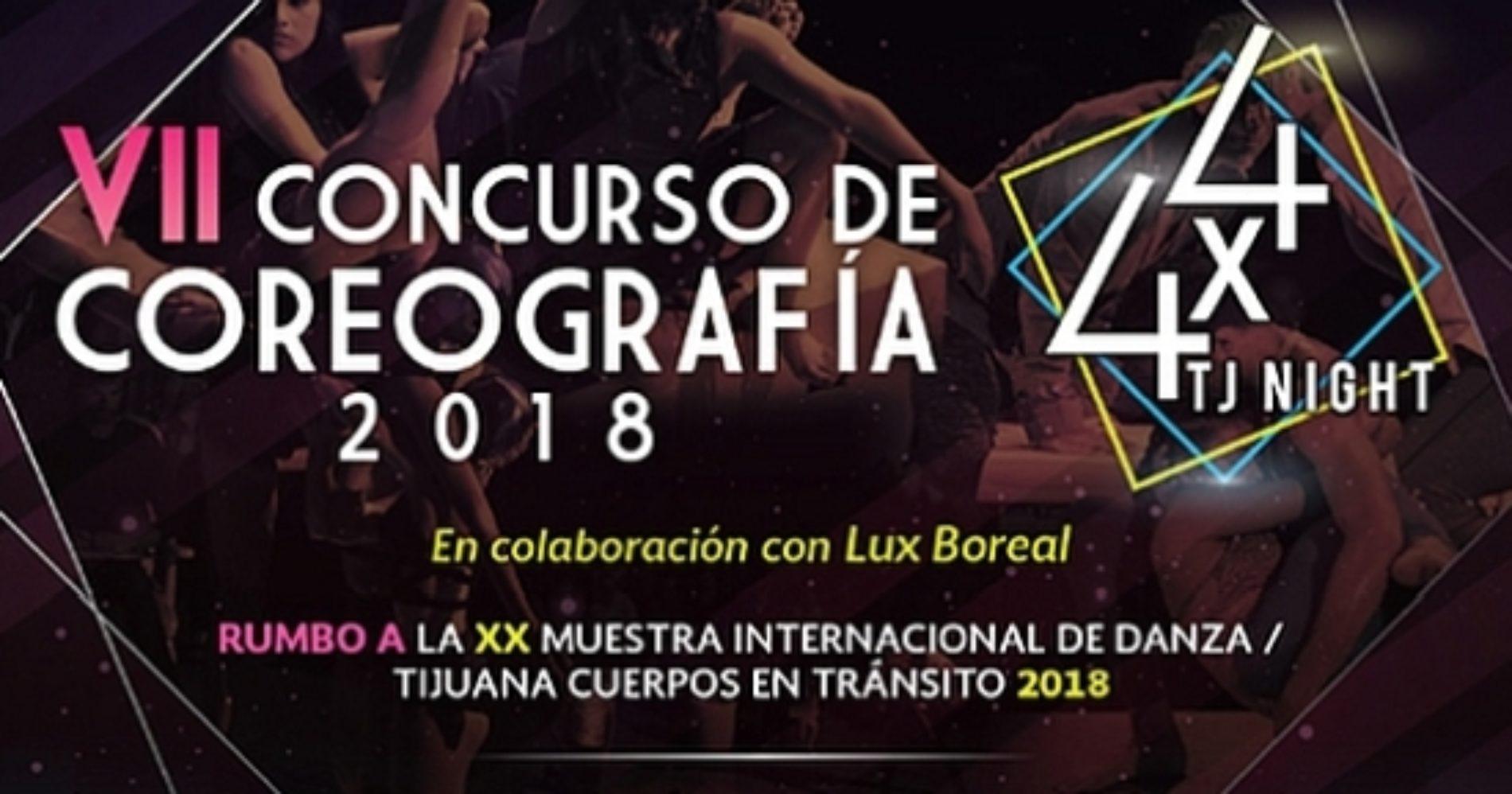 Concurso de Coreografía 4×4 TJ Night