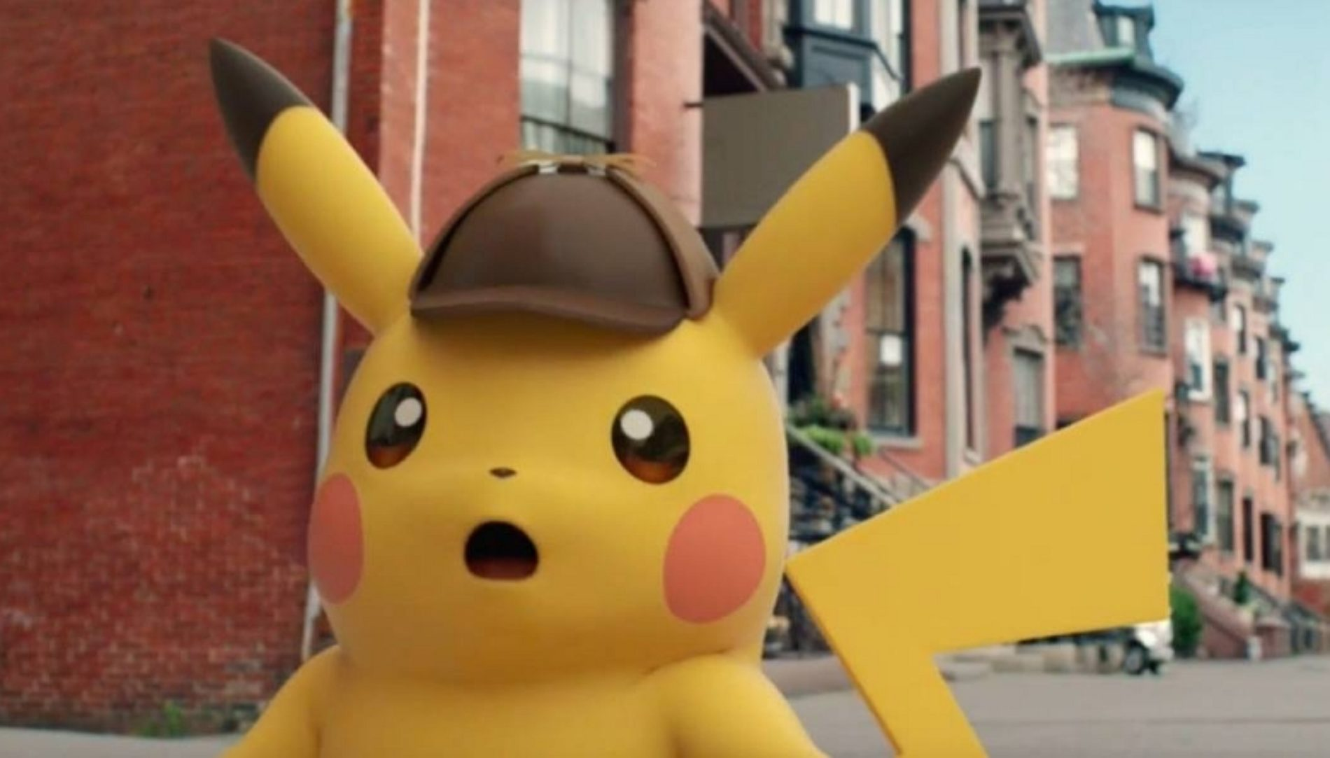 Omar Chaparro estará en la película de Detective Pikachu