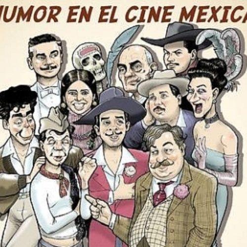El humor en el cine mexicano