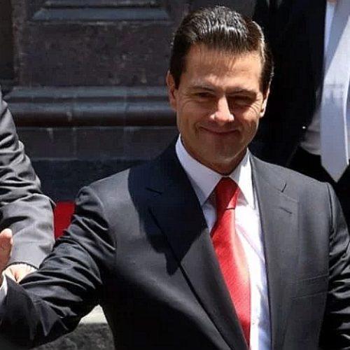 Nadie está por encima de la dignidad de México, Peña vs Trump