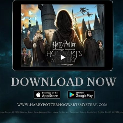 El nuevo juego para móviles de Harry Potter ya esta aqui