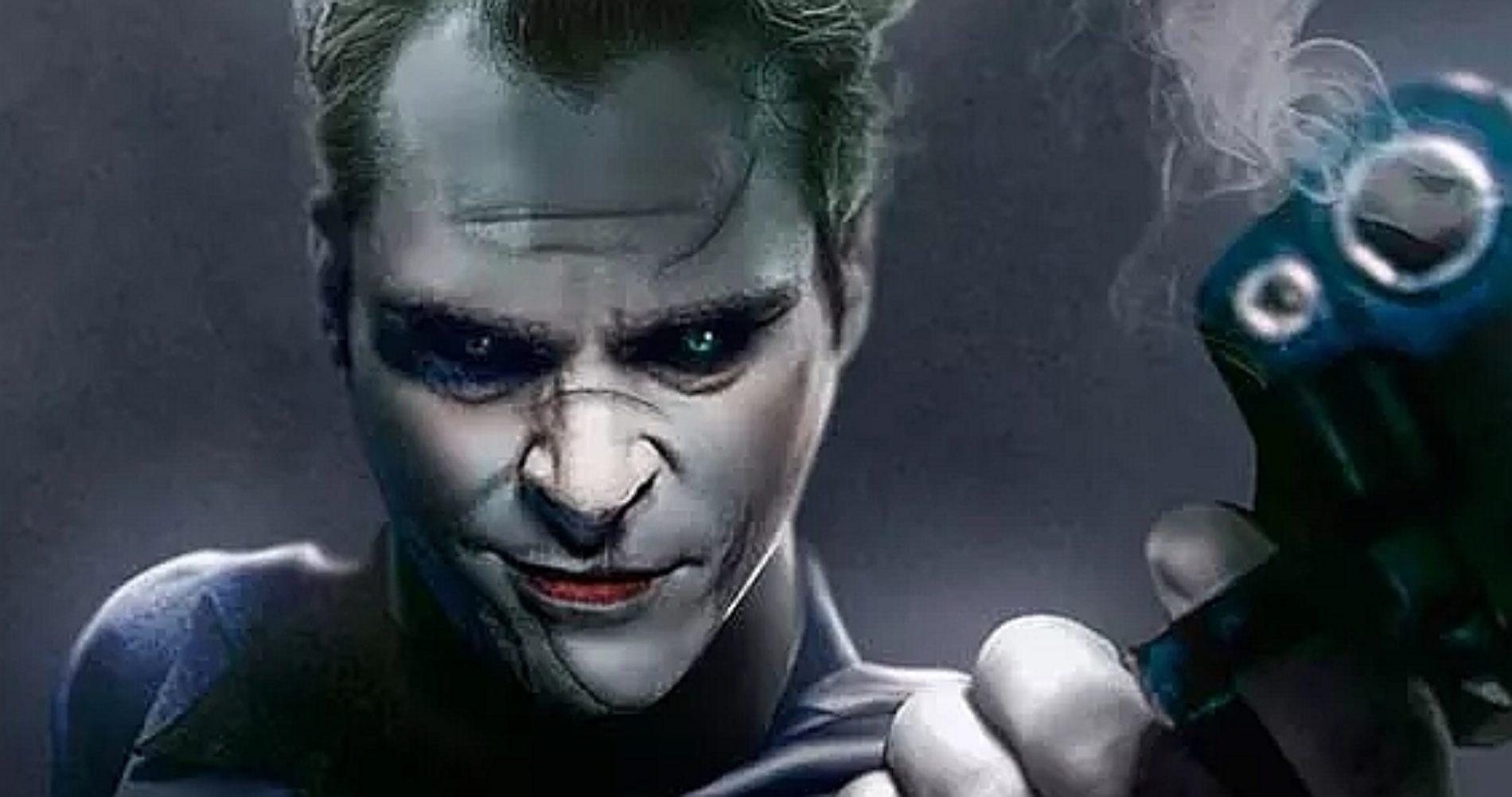 Joaquin Phoenix más cerca del Joker