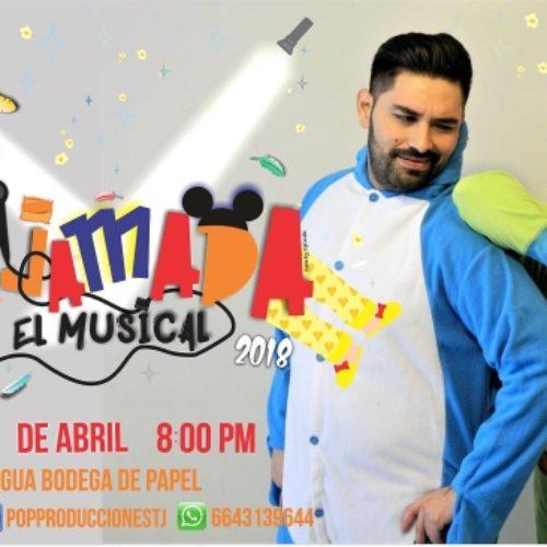Conoce mas de La Pijamada El Musical