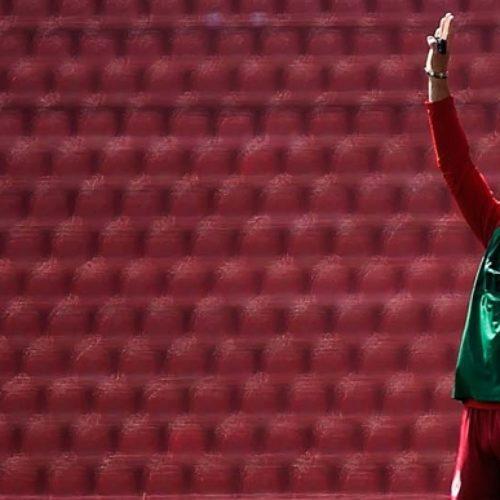 """""""En casa tenemos que ser fuertes"""" DT Diego Cocca"""