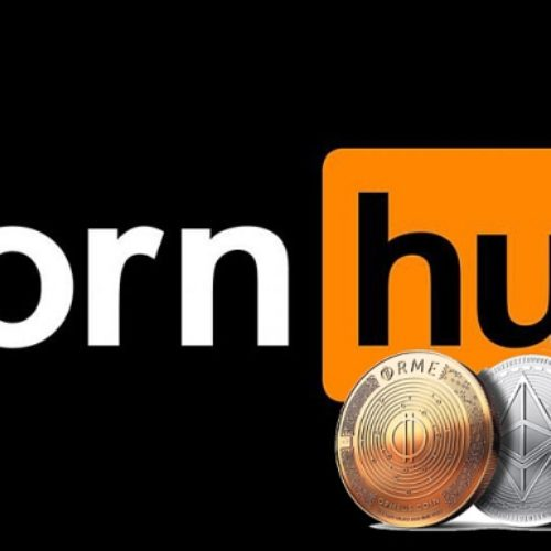 Ahora también Pornhub aceptara criptomonedas para mejorar el anonimato