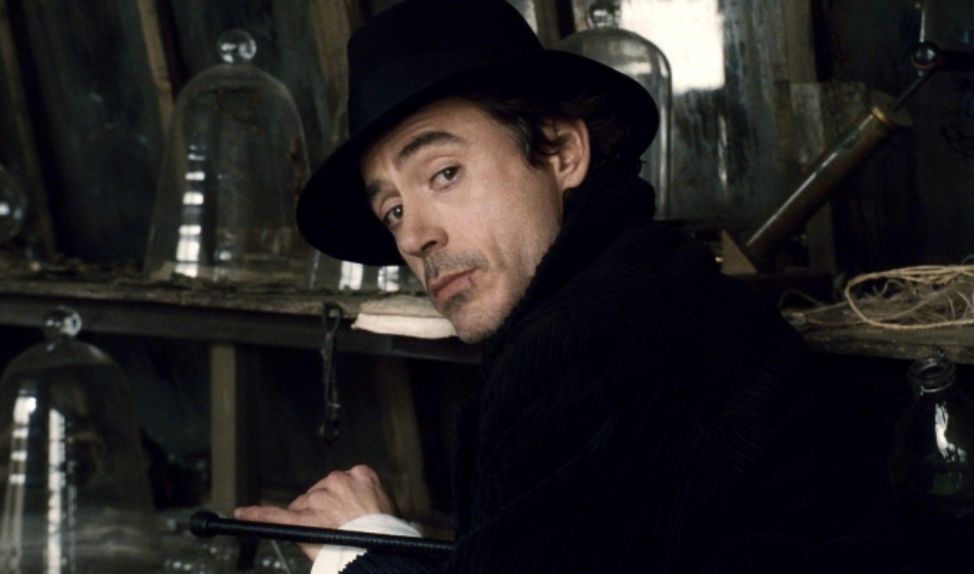 Sherlock Holmes 3 llega en la navidad del 2020