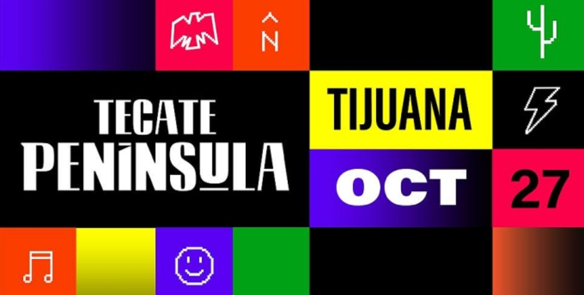 Tecate Peninsular Tijuana 2018