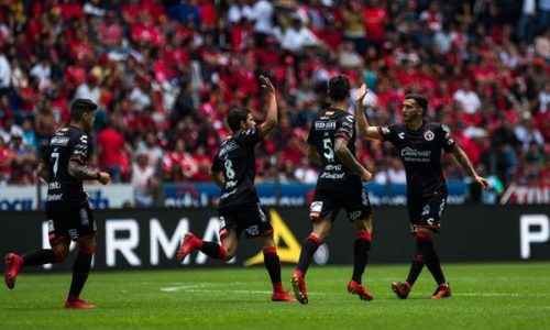 Marcador final: CD Toluca 4-1 Club Tijuana