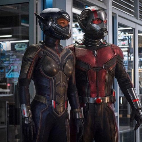 Llega nuevo tráiler de Ant-Man y la Avispa