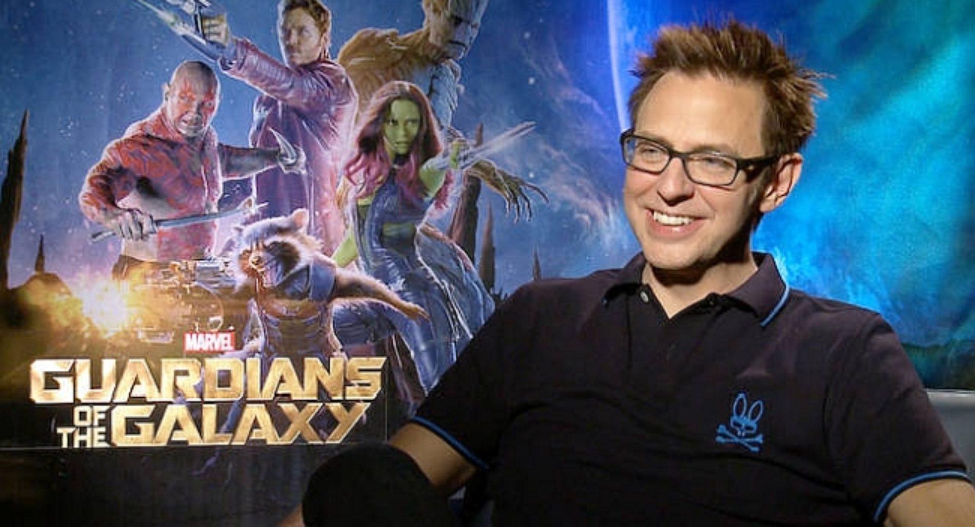 Despide Disney a James Gunn, quien dirigiría 'Guardians of the Galaxy Vol. 3' ¿Y ahora?