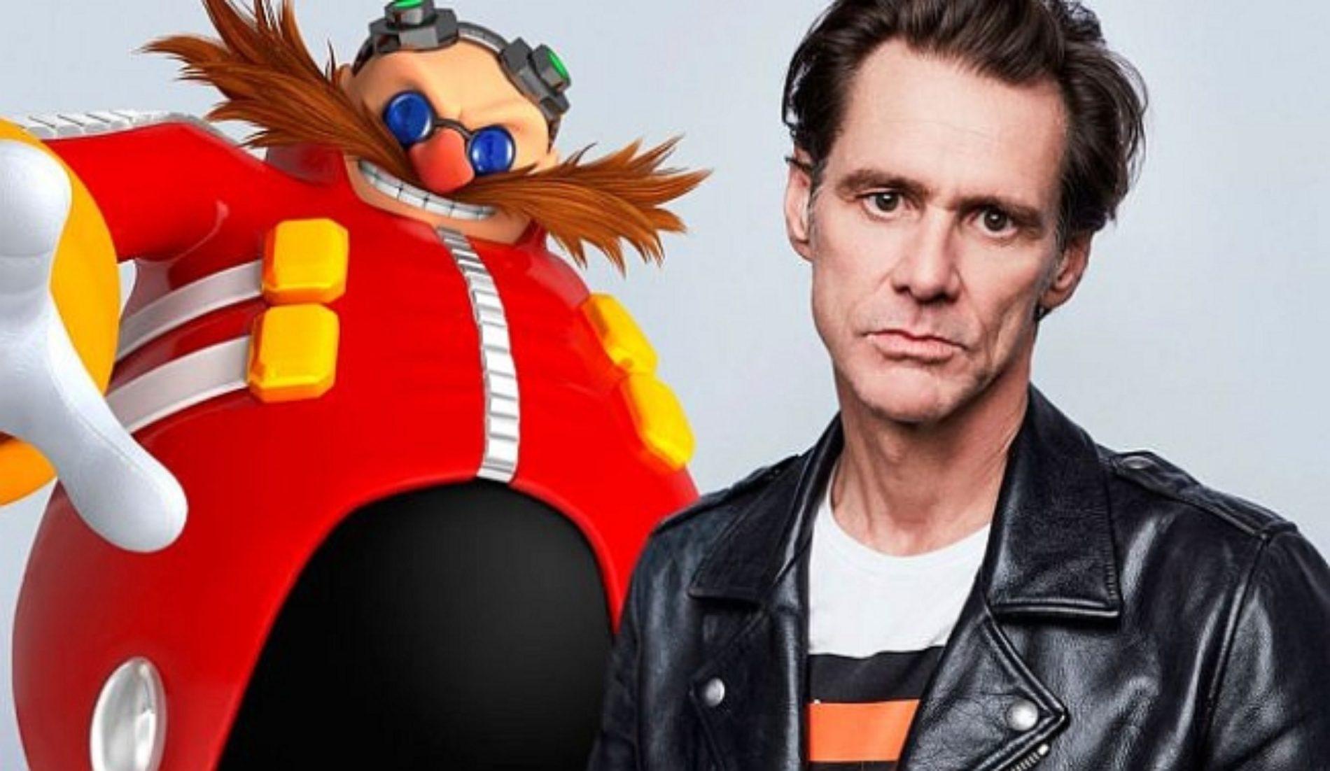 Volverá al cine Jim Carrey como el villano de 'Sonic the Hedgehog'