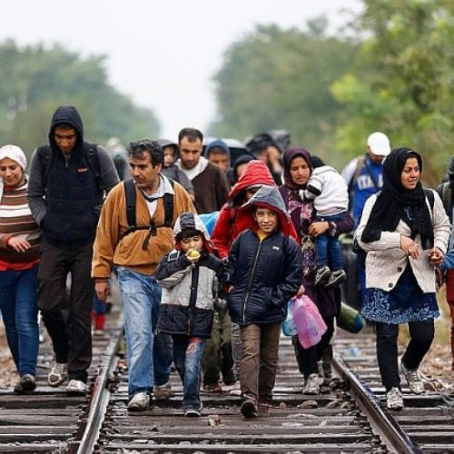 Visas humanitarias para centroamericanos en Tijuana