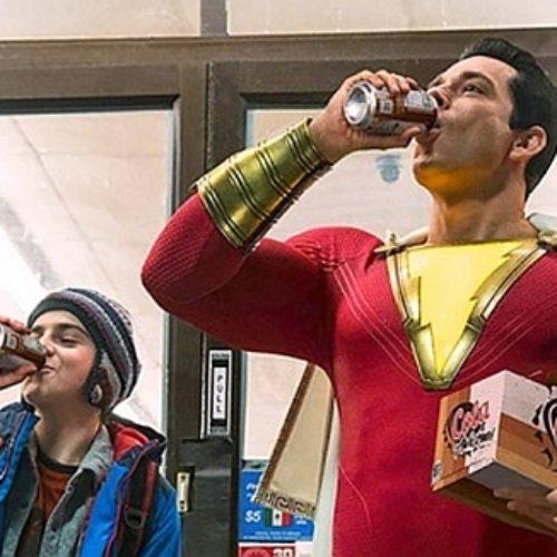 Primer tráiler de Shazam!. Todos tenemos un superhéroe dentro de nosotros