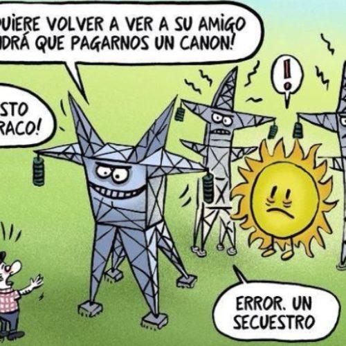 Ahora la CFE cobrara el 'IMPUESTO AL SOL' por el uso de paneles solares