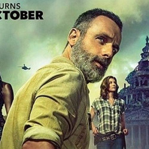 Tráiler de 9ª temporada de 'The Walking Dead'. Las reglas están a punto de cambiar