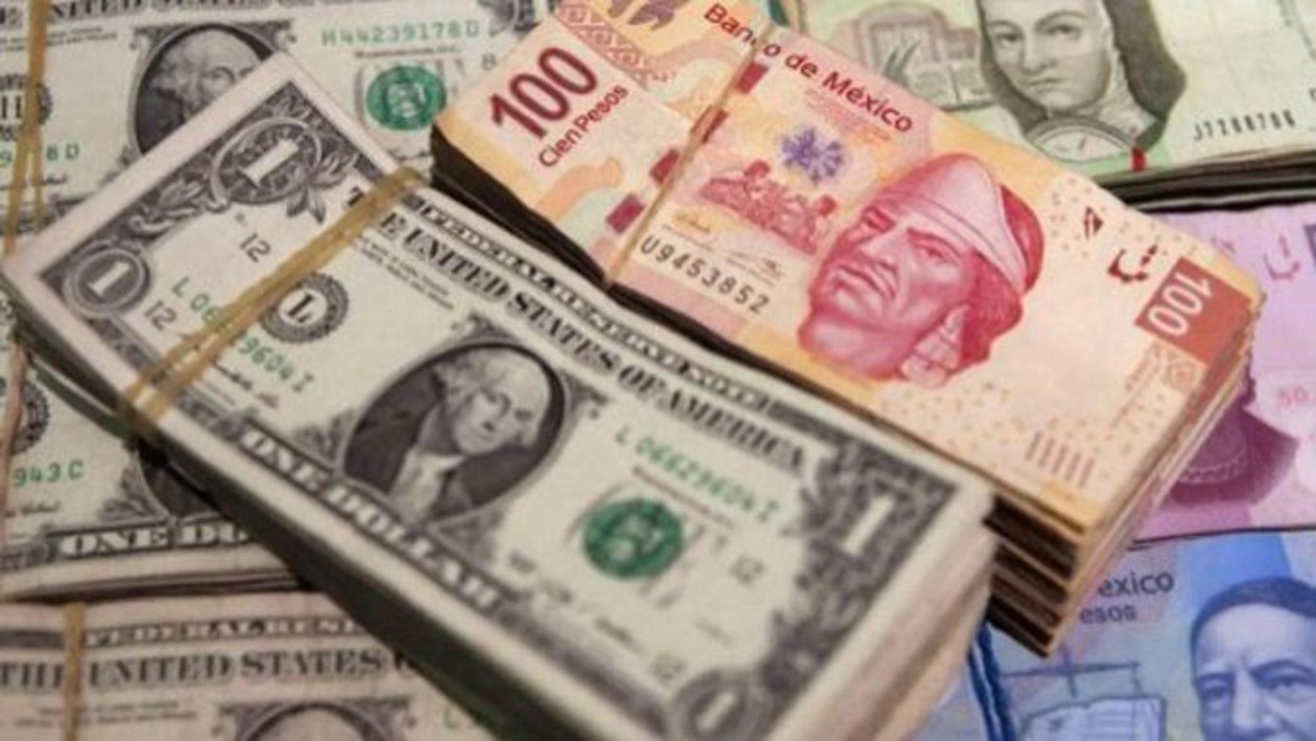 Continúa efecto AMLO en el peso y toma más fuerza frente al dólar