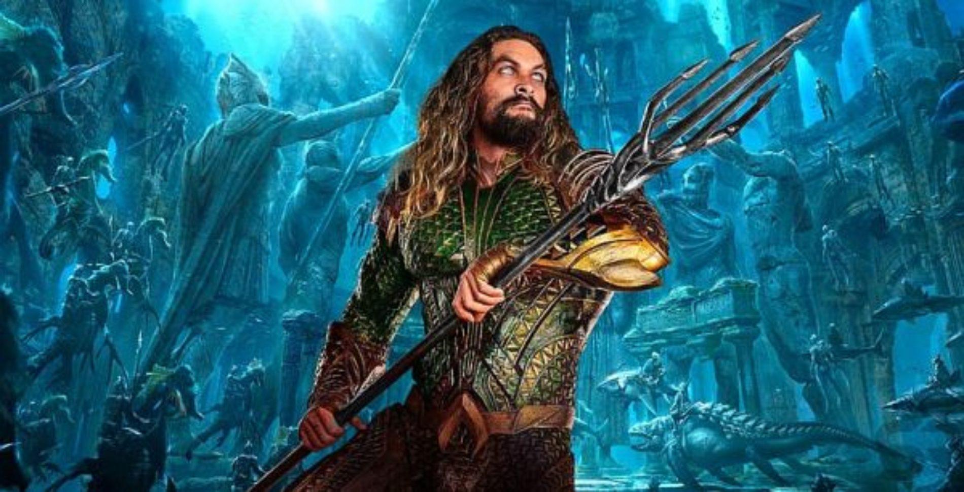 Las primeras críticas de Aquaman la comparan a la fase uno de Marvel