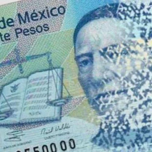 Billete de 20 pesos desaparecerá y surgirá nuevo billete de 2 mil pesos