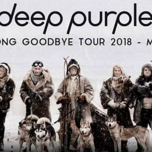 Deep Purple en Tijuana 2018