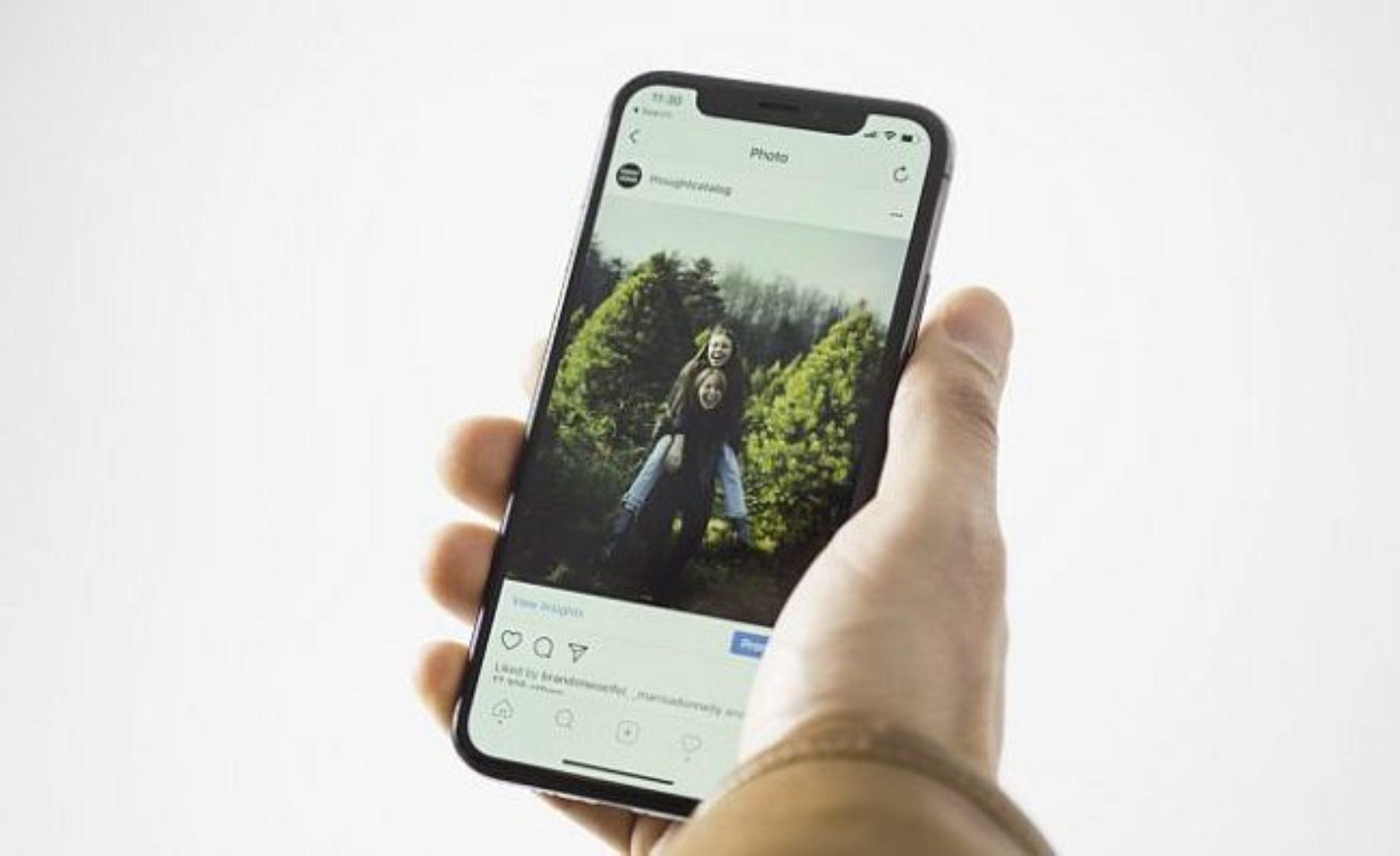 Ahora Instagram y Facebook te mostraran cuántos minutos pasas en ellas