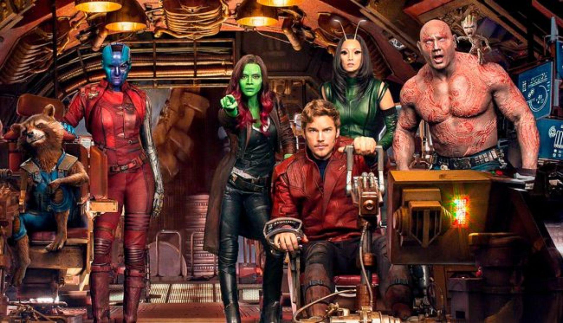 Se retrasa indefinidamente 'Guardianes de la Galaxia Vol. 3'