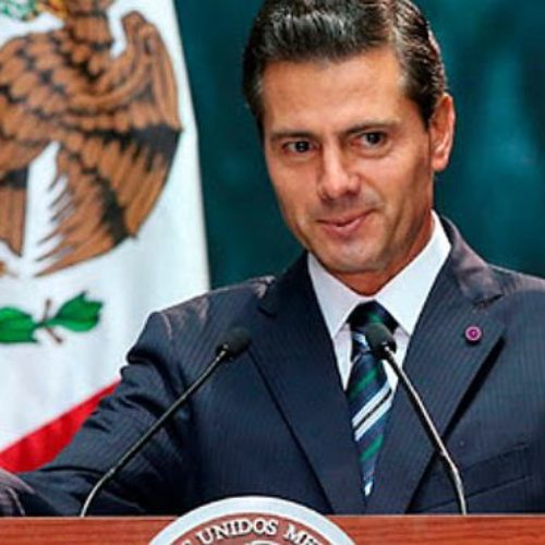 Exige Peña Nieto a los mexicanos que vean bien sus logros y que le hagan bien las cuentas