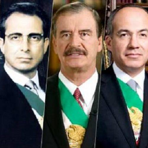 Diputados de Morena presenta iniciativa para castigar a los ex presidentes de México