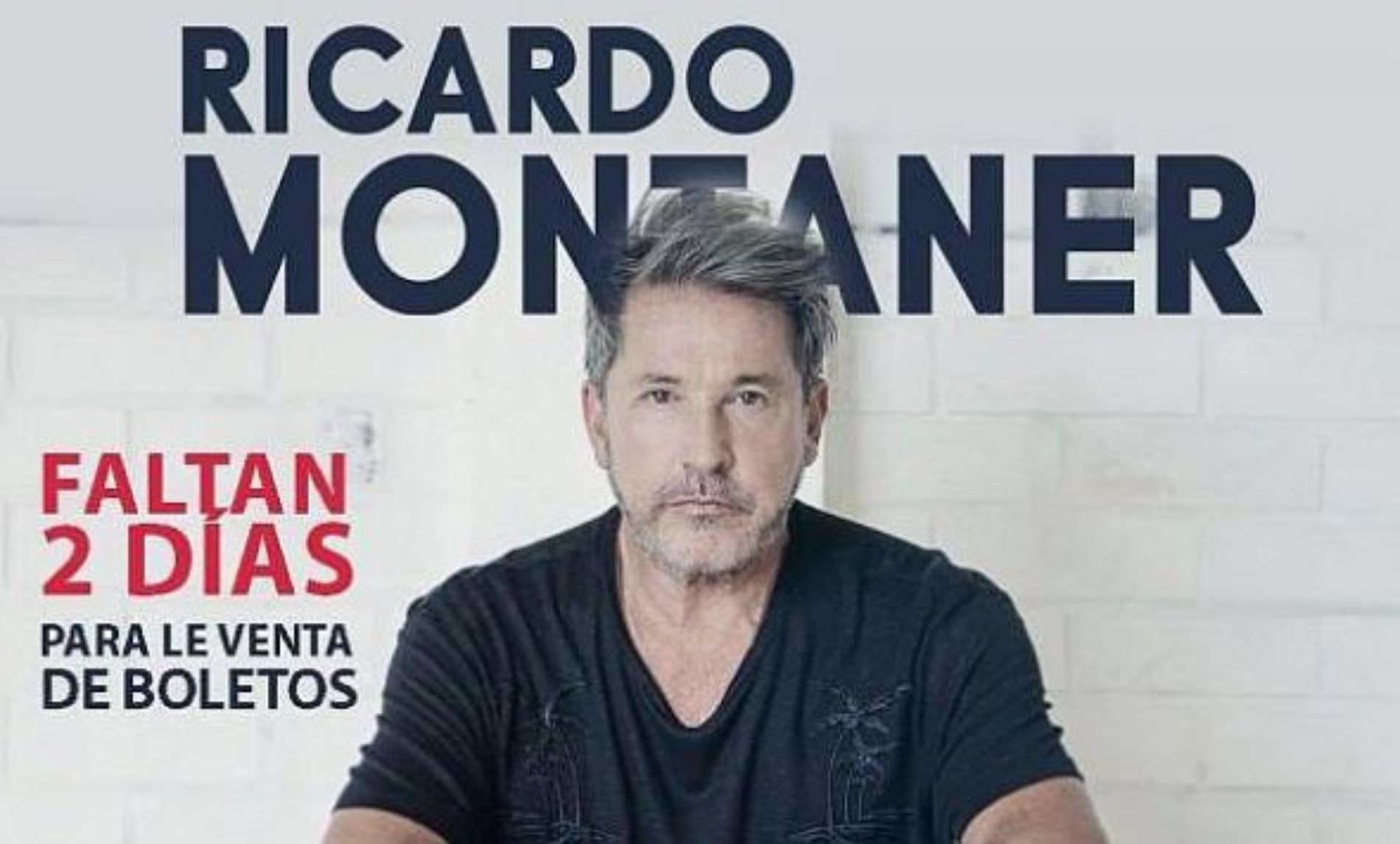 Ricardo Montaner en Tijuana 2018