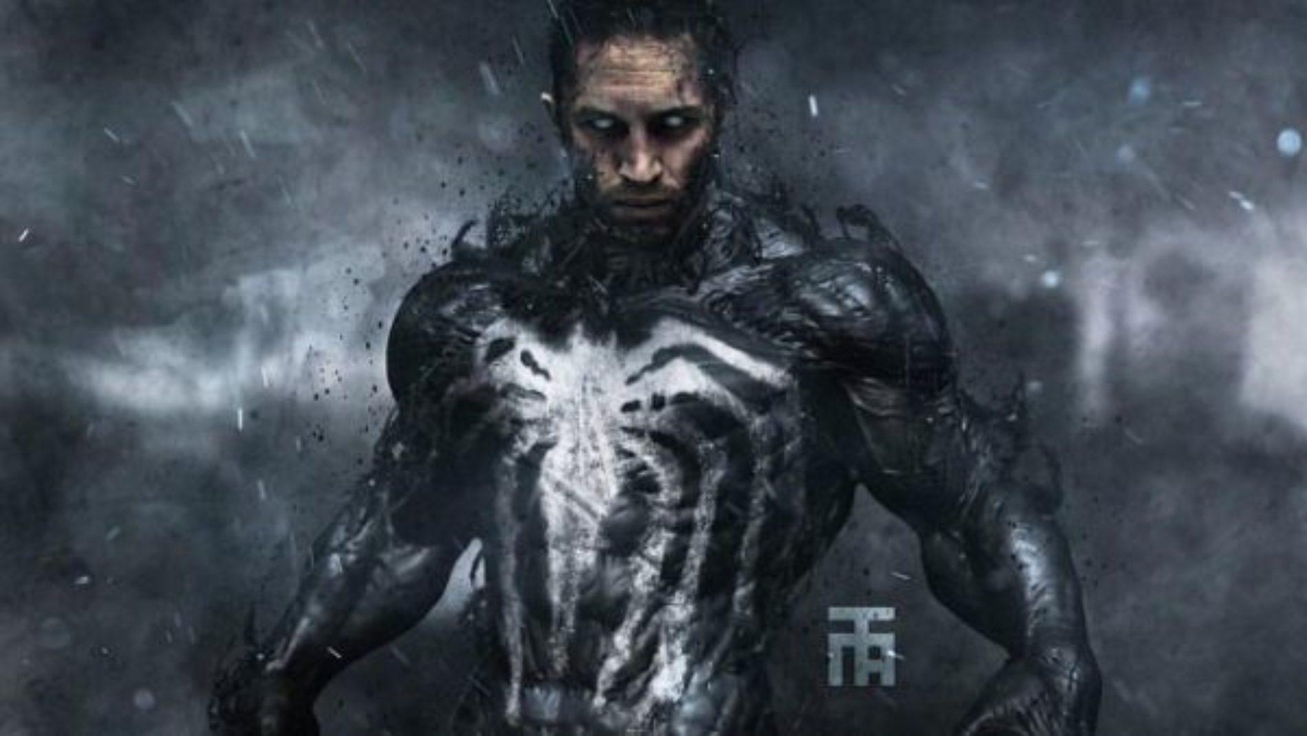 Tom Hardy a sido contratado para tres películas mas como 'Venom'