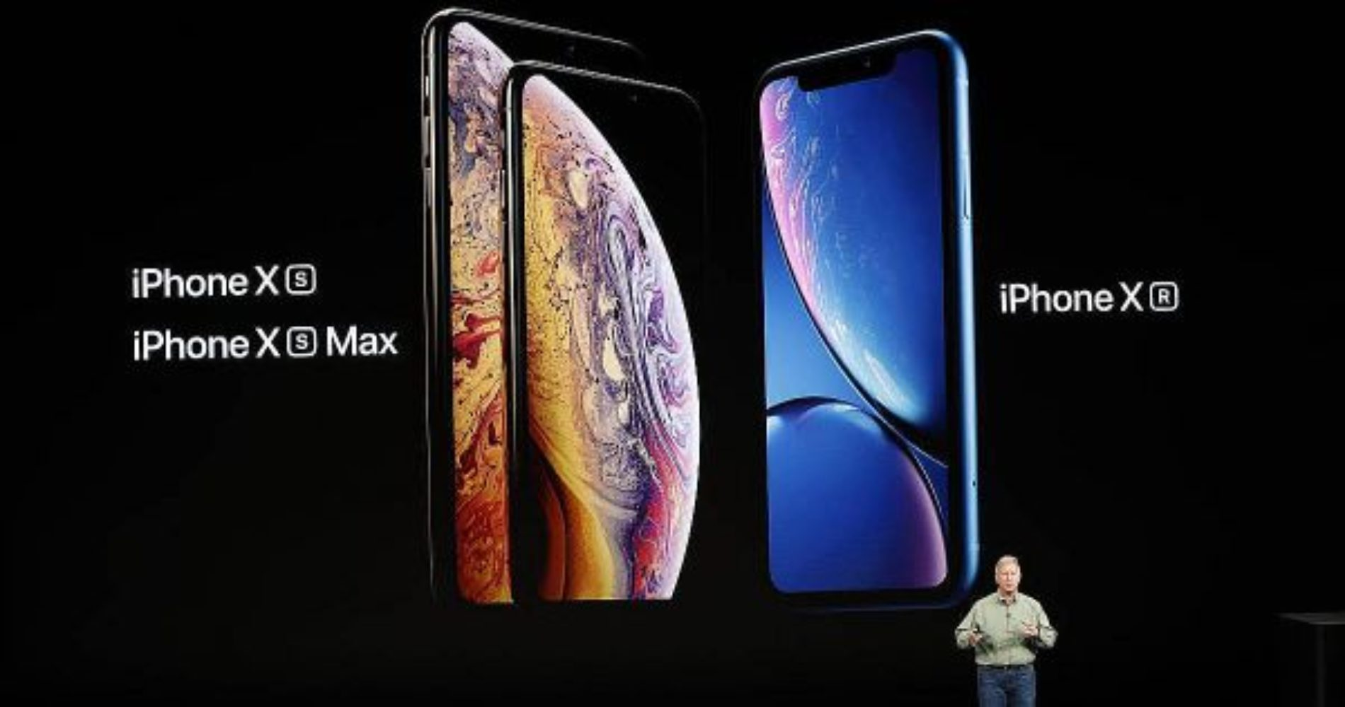 Esto fue lo que Apple presento en su reciente Keynote