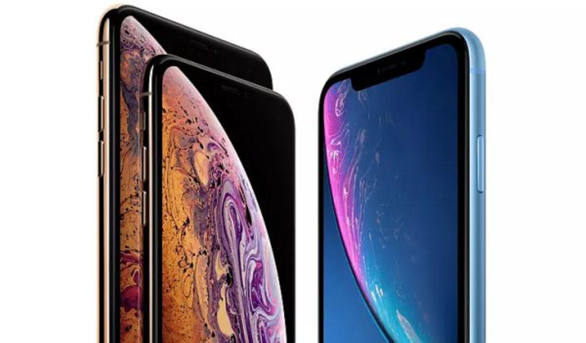 Aqui las diferencias mas grandes entre el iPhone XS, iPhone XS Max y iPhone XR