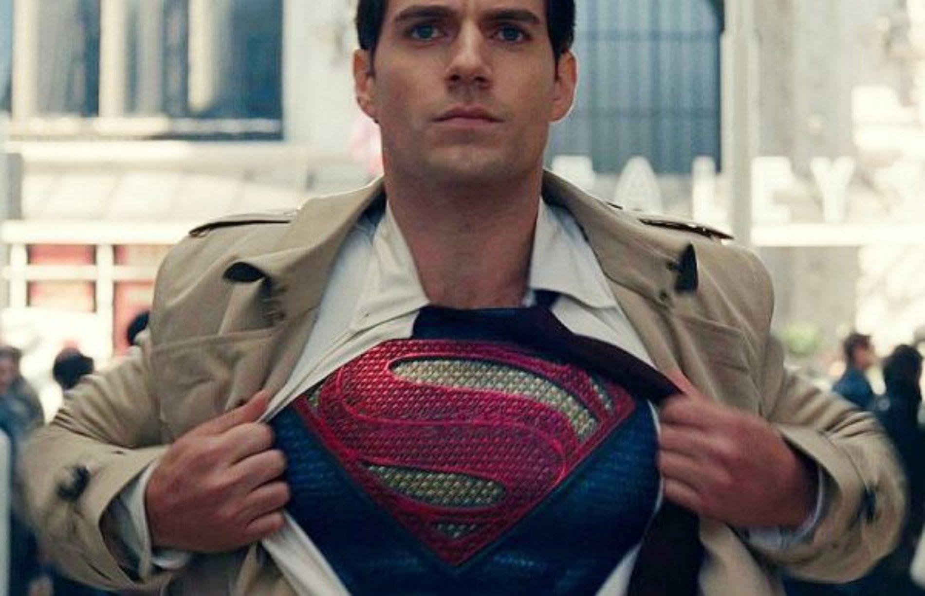 Henry Cavill ya no volverá a interpretar a Superman