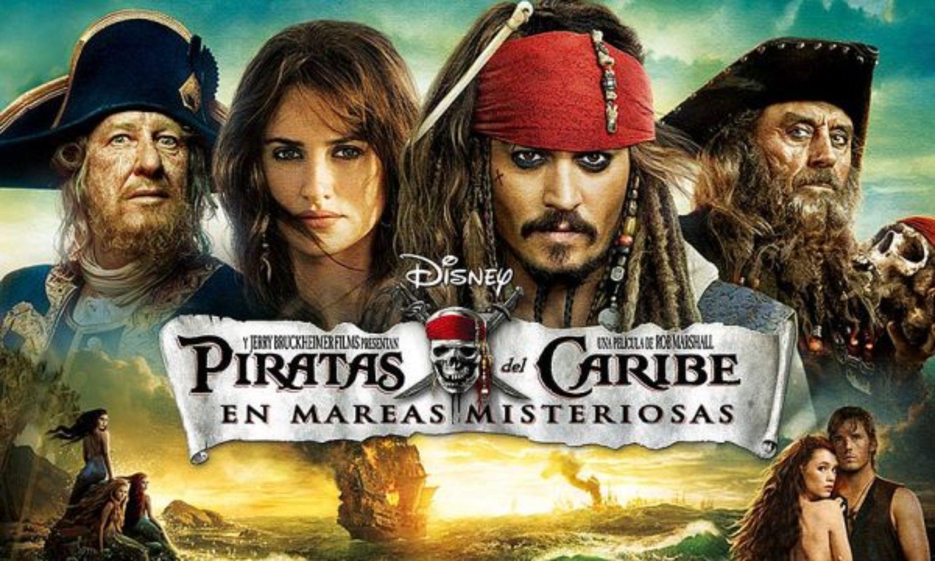 Plantea disney el reinicio de la franquicia de 'Piratas del Caribe'