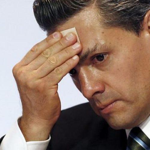 Miles de Mexicanos presionan para nuestro próximo ex presidente sea encarcelado