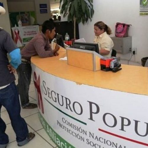"Dice AMLO, no más Seguro Popular; ""ni es seguro, ni es popular"""