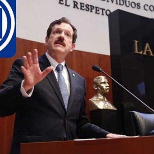 Somos la fuerza política que detendrá la dictadura de AMLO declara el PAN