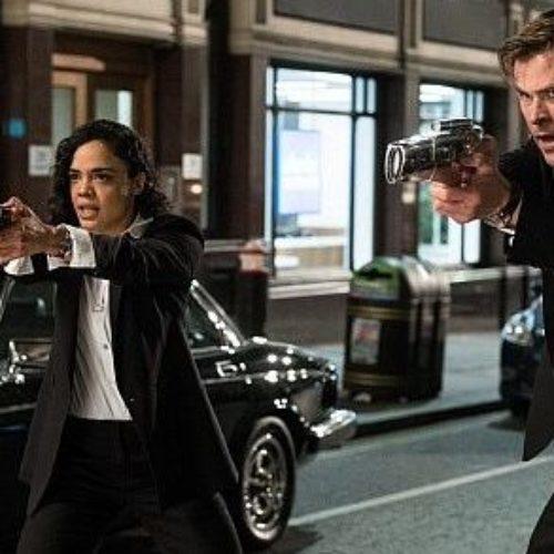Título e imágenes oficiales de la nueva entrega de 'Men In Black'