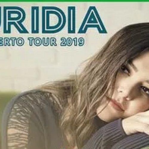 Yuridia Desierto Tour en Tijuana 2019