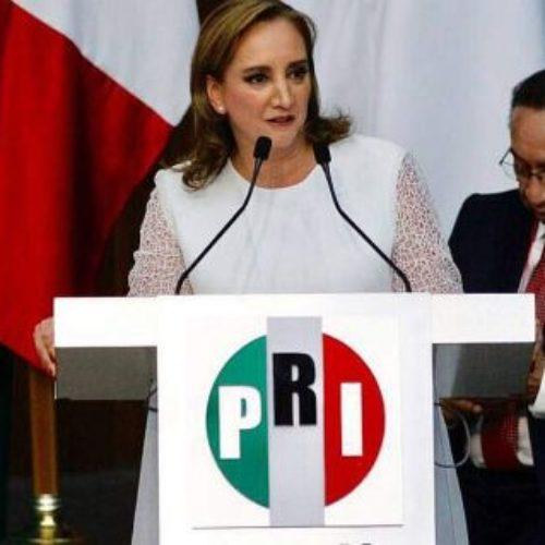 Ruiz Massieu pide nueva oportunidad para su partido que ya está libres de corrupción