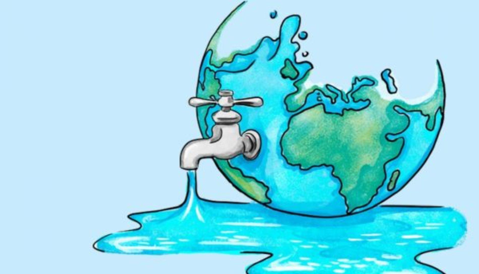 Descubre por que el agua es una de las cosas más raras del Universo