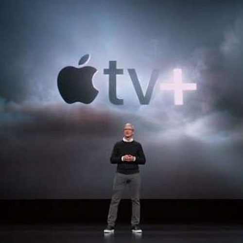 Presentan Apple TV+, el servicio de vídeo streaming de Apple