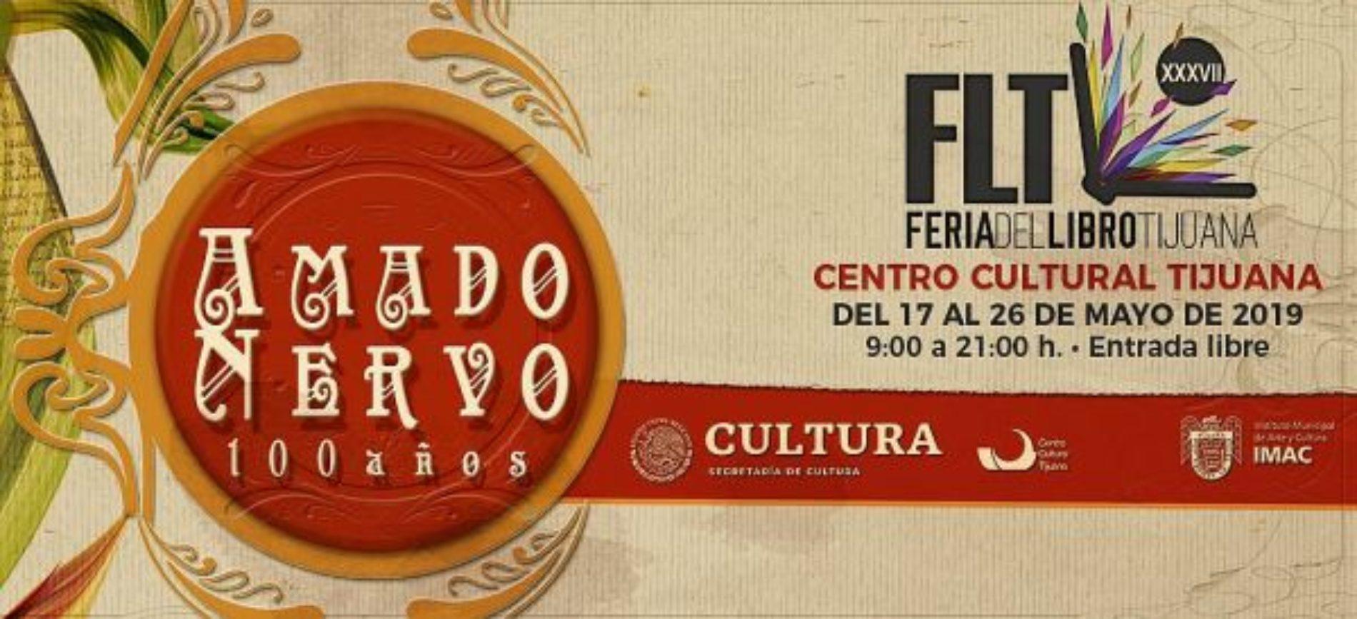 Feria del Libro de Tijuana 2019