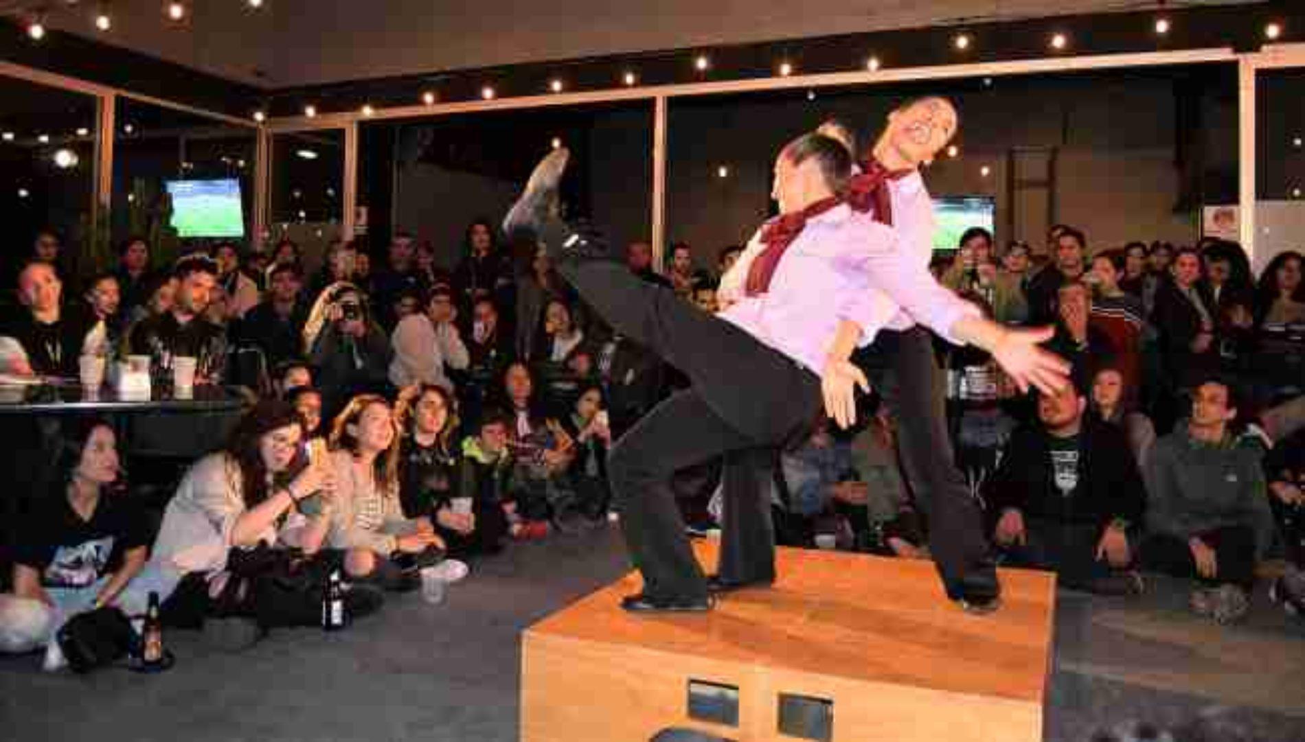 Primera semifinal del concurso 4×4 Tj Night exhibió coreografías de Tijuana, Mexicali y Hermosillo