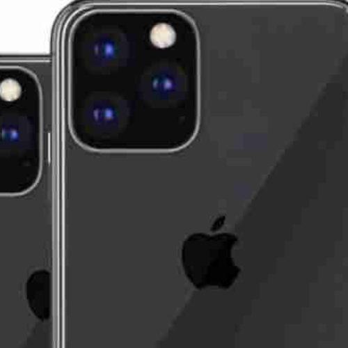 ¿Los dos modelos premium de iPhone llegaran este 2019 con triple cámara?