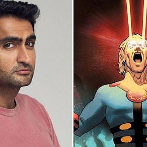 Se encuentra Kumail Nanjiani en conversaciones para participar en 'Los Eternos' de Marvel