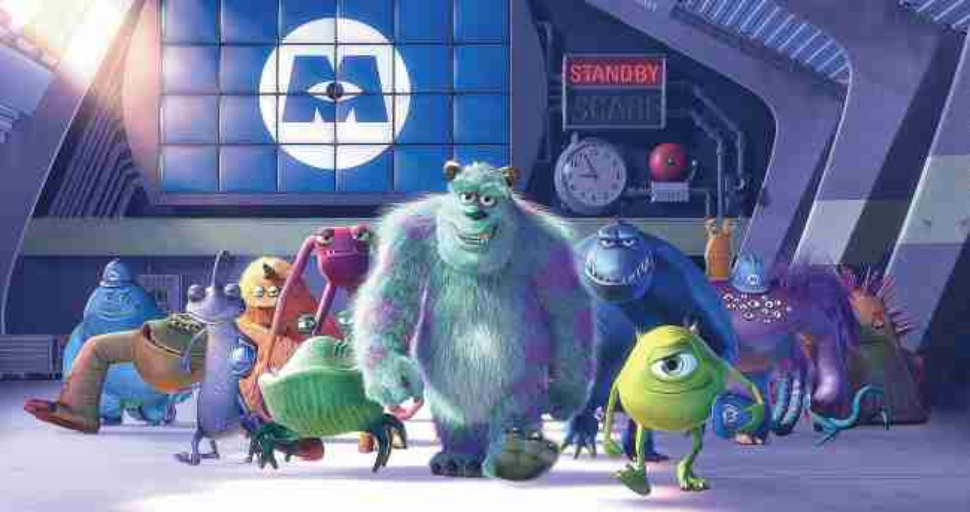 Nueva serie en Disney+ 'Monsters at Work'