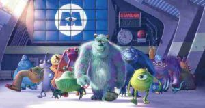 Monsters at Work serie Disney